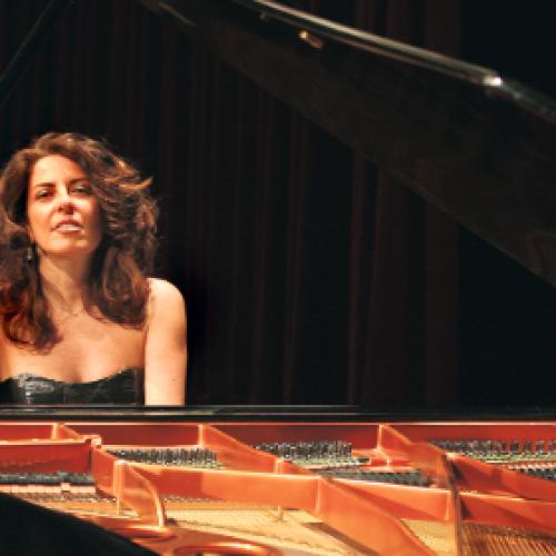 Summer Concert. A Carinola con la pianista Cristina Pegoraro