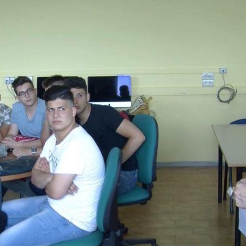 Coworking. L'esperienza degli studenti dell'Itis Giordani