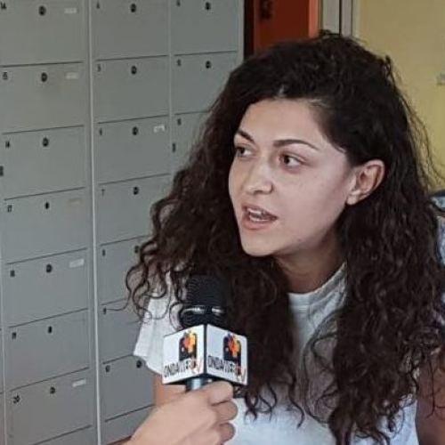 TV Giordani incontra una volontaria del Servizio Civile dell'Unicef