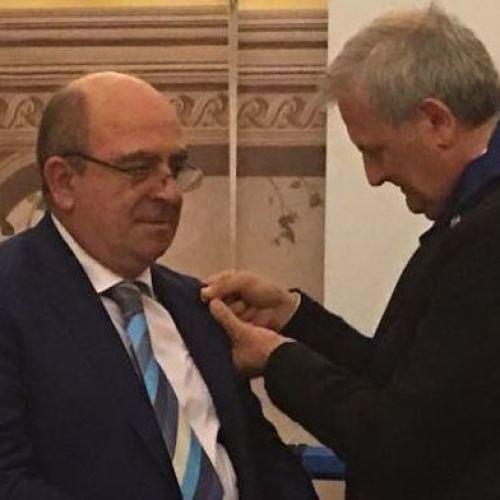 Rotary Club Caserta Reggia, il presidente è Roberto Mannella