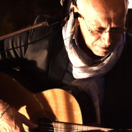 Mario Maglione, scatti d'autore al concerto a Palazzo Landolfo