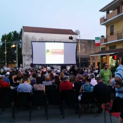 Tifatini Cinema. In estate a Caserta i film si vedono in collina