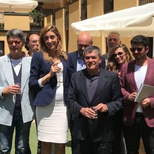 Arte moda design all'Esagono, il gusto dell'estate è a Caserta
