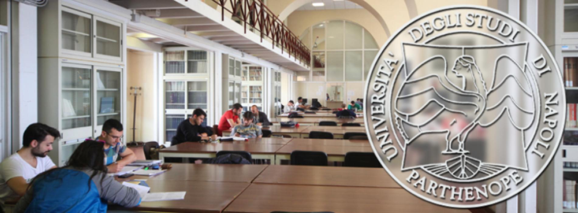 Le sfide attuali. Ciclo di webinar dell'Università Parthenope