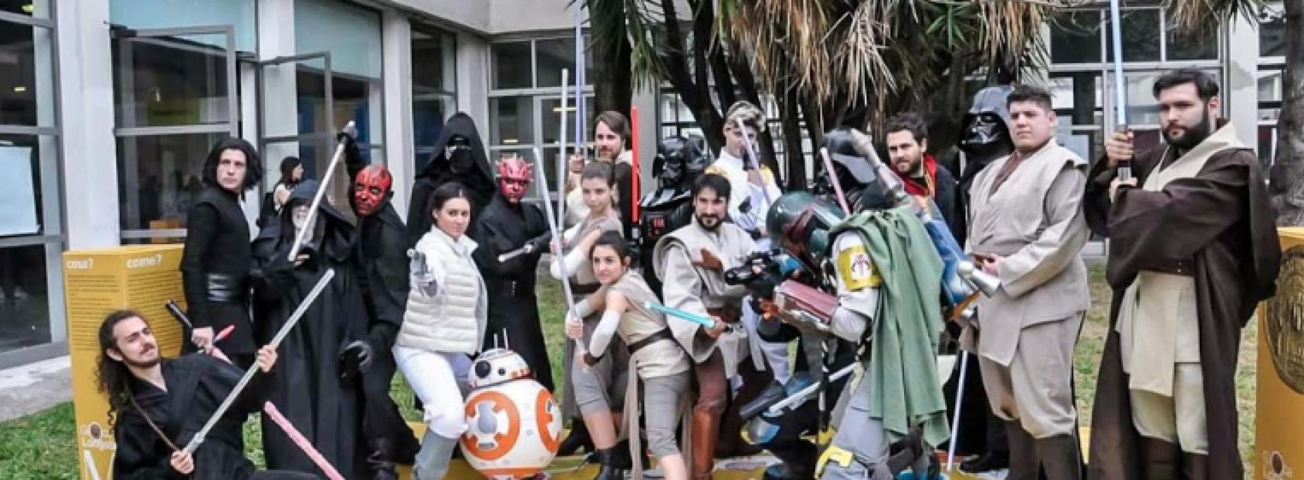 Non si fermano gli eroi di Star Wars, è ancora mostra al Mann