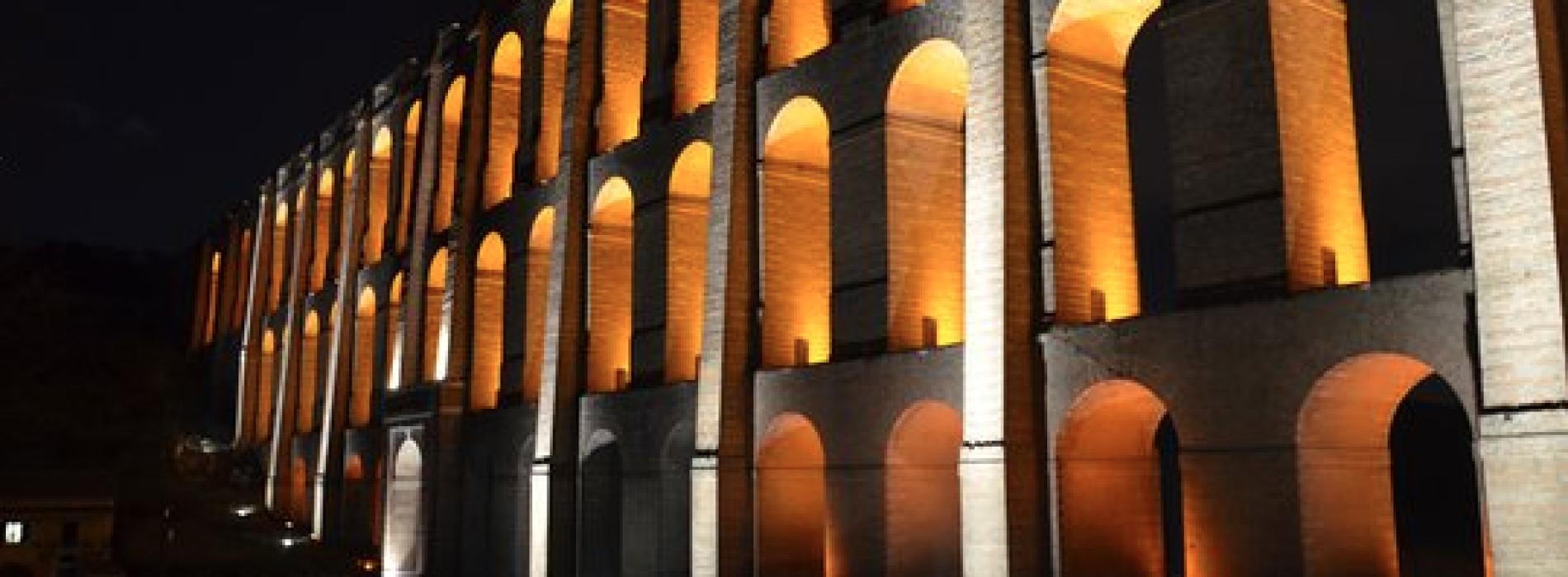 Giornate del Patrimonio. Open il Torrione della Cascata e l'Acquedotto Carolino