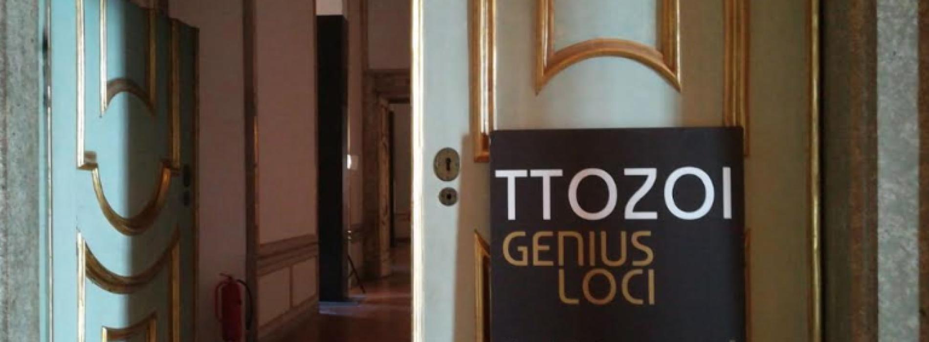 Genius Loci. La Reggia raccontata attraverso le muffe