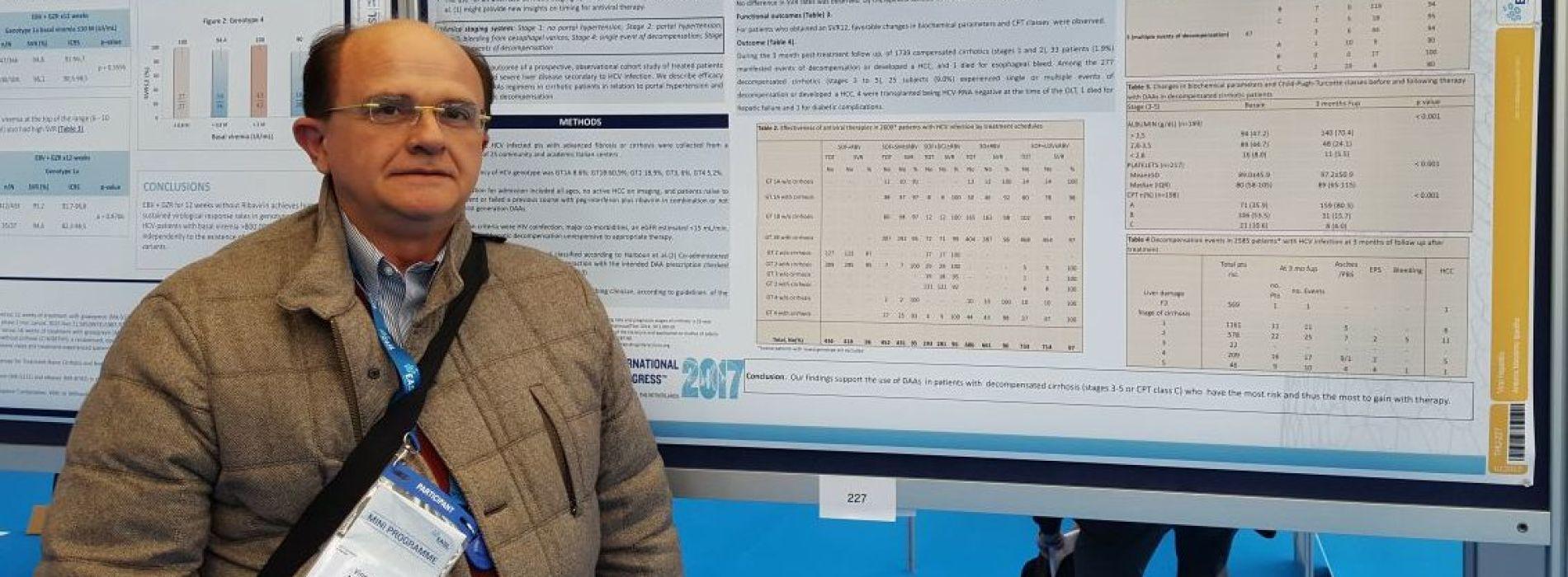 Modello Caserta contro l'epatite C, il dottor Messina a Roma
