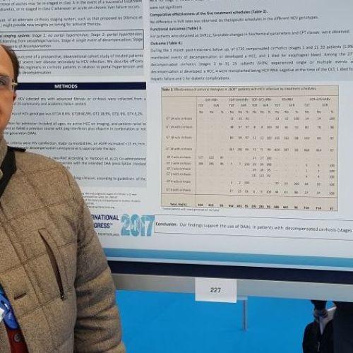 Trattamento dell'epatite C, un premio all'Ospedale di Caserta