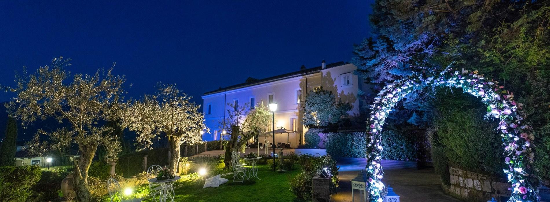 Una notte al Castello, enogastronomia a Castel Campagnano
