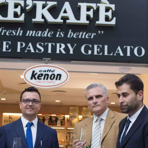 Ke'Kafè, solo a Napoli lo sanno fare. Lo firma Antonio Nuzzolo