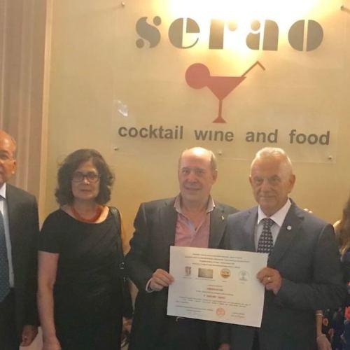 Caserta, ambasciatore enologico il bartender Giacomo Serao
