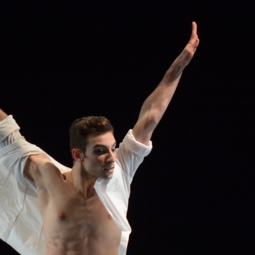 Intervista a Stefano Sacco, sul palcoscenico a passo di danza