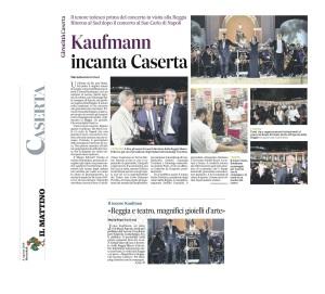 8 agosto 2018 Mattino Kaufmann