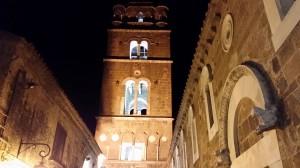 Il campanile del Duomo di Casertavecchia