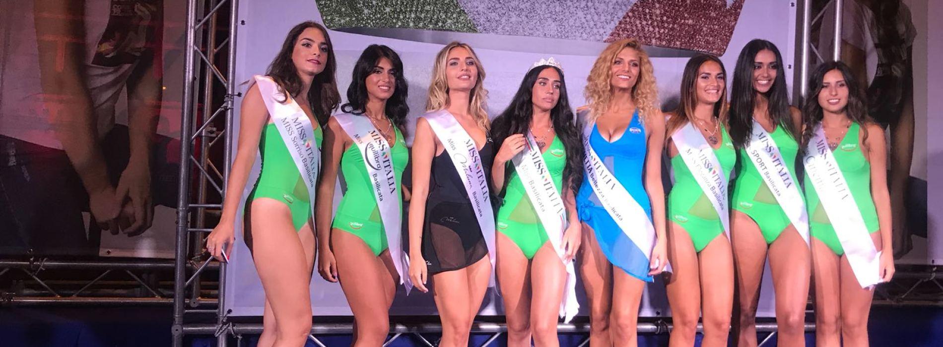 Mariapina Fontana, una donna del vino in corsa per Miss Italia