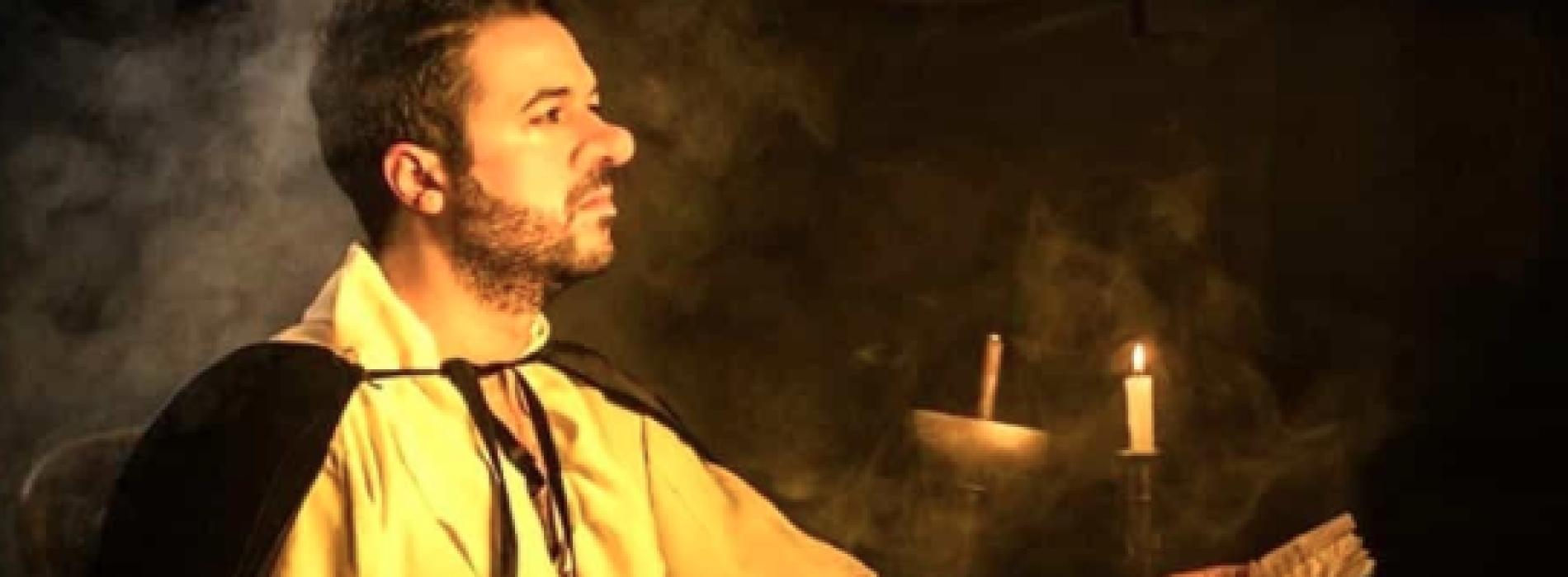 Cyrano de Bergerac va in scena all'Aperia della Reggia