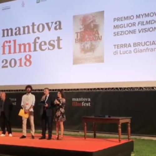 Pluripremiato il film di Luca Gianfrancesco, fa Terra Bruciata
