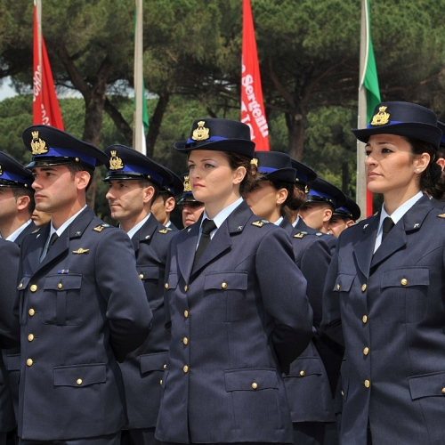 Primo ottobre, sono 70 anni di Aeronautica militare a Caserta