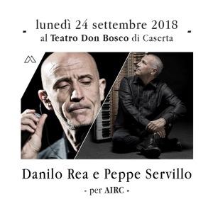 Danilo Rea e Peppe Servillo