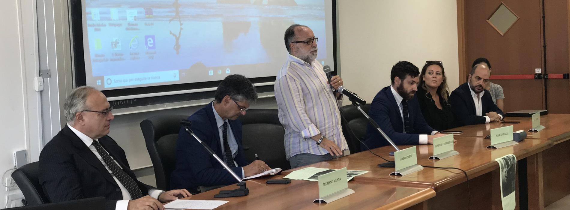 Università Vanvitelli. Il garante dei detenuti a giurisprudenza