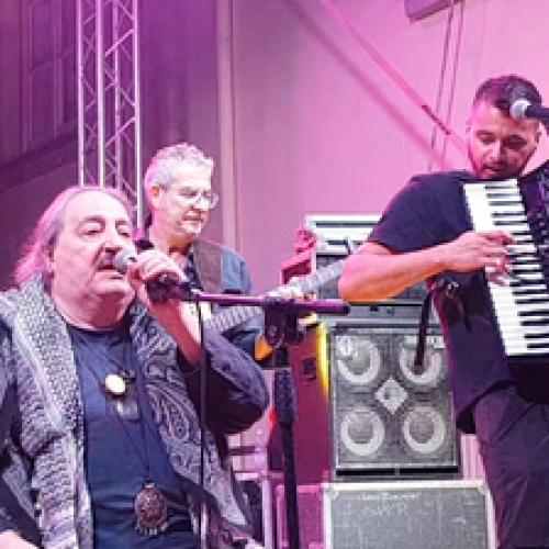 Musica nelle corti. Marcello Colasurdo & Paranza a Sommana