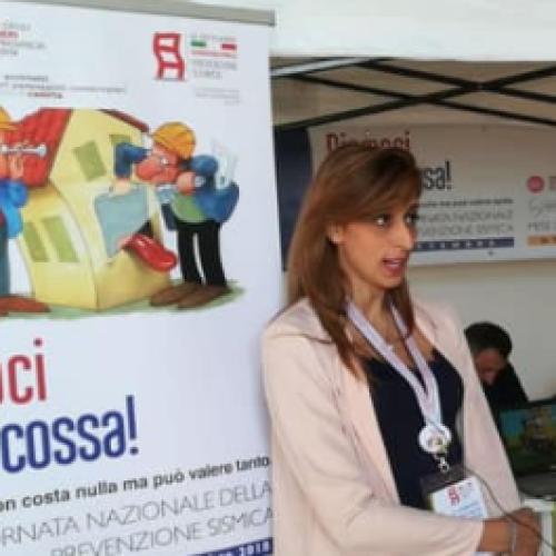 Giornata della Prevenzione Sismica. Rossella Bicco, presidente Architetti Caserta