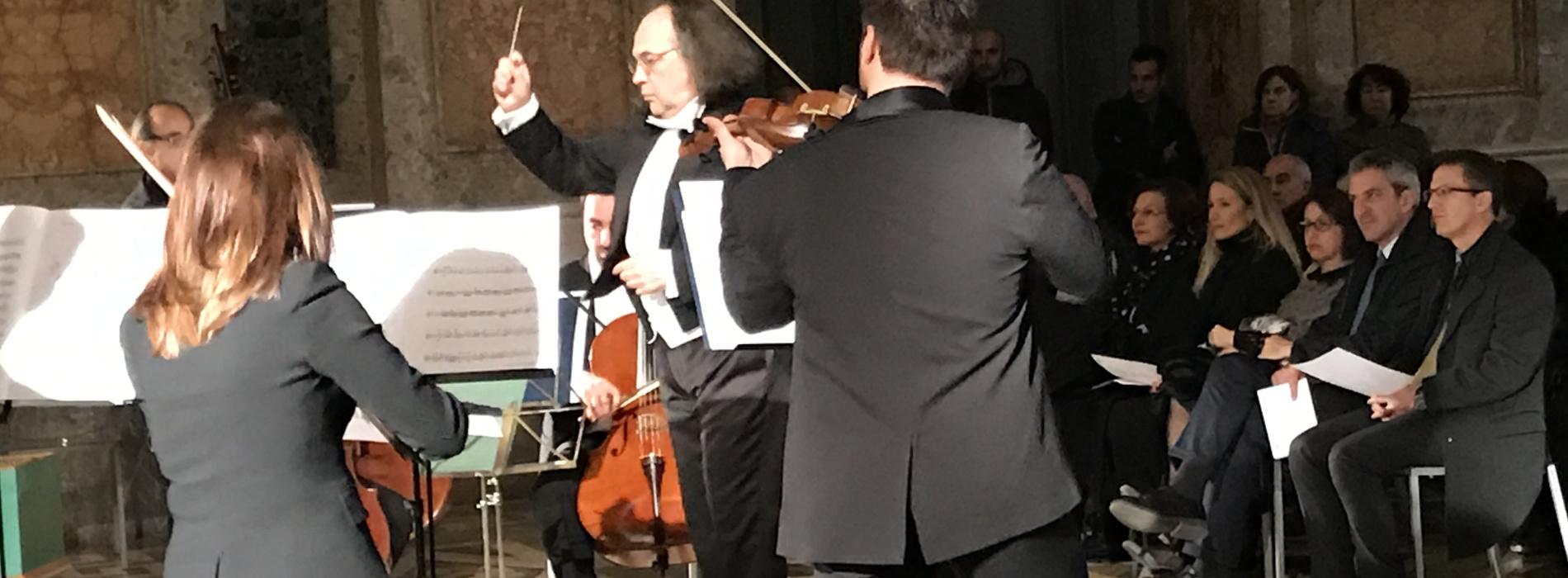 Torri Gemelle, a Napoli un concerto del maestro Ivano Caiazza