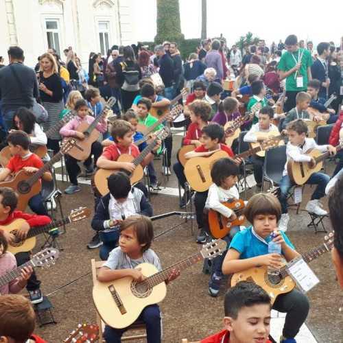 Graduation concert a Caserta, Suzuki mette in moto la musica