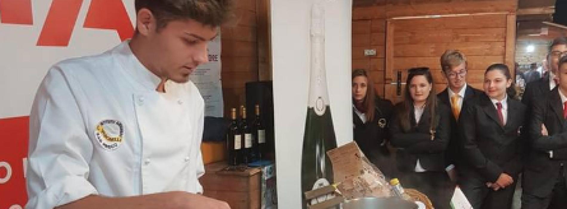 """""""Io mangio italiano"""", vincente la """"chitarra"""" di Giuseppe Redi"""