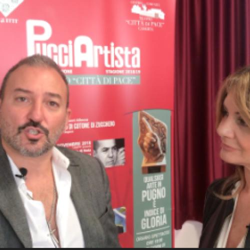 PucciArtista, Giovanni Allocca presenta la stagione teatrale