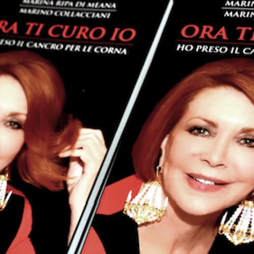 Napoli, presentato il libro postumo di Marina Ripa di Meana