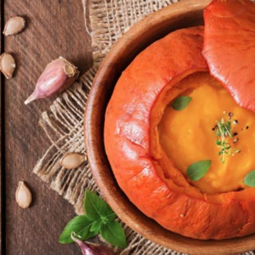 Non solo Halloween, la zucca regina del benessere d'autunno