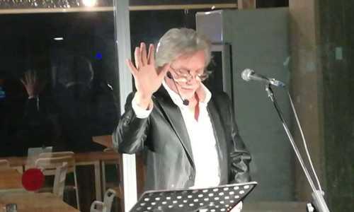 Gianni Gallo, la poesia eroica rivissuta nella Spartacus Arena
