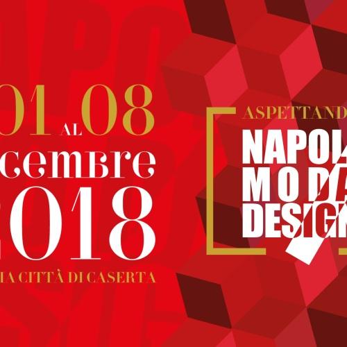 E la Reggia diventa fashion, il vernissage di NapoliModaDesign