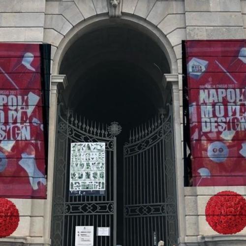 Reggia di Caserta in dolce attesa, aspetta NapoliModaDesign