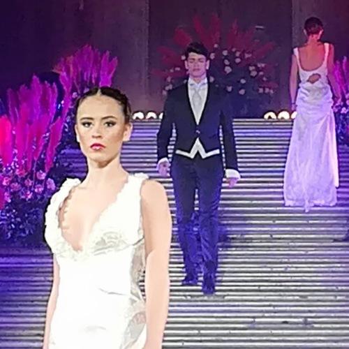 Fashion Show, alla Reggia la moda di Michele Del Prete