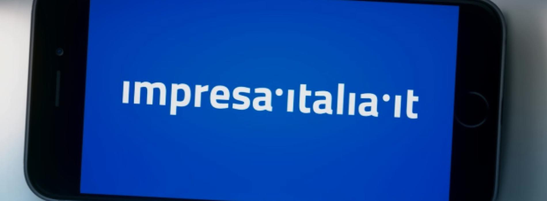 Il cassetto digitale dell'imprenditore, impresa.italia.it