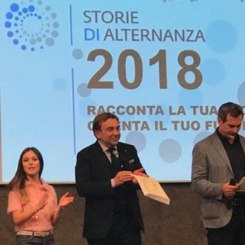 Al Liceo Pizzi di Capua, il Premio storie di Alternanza