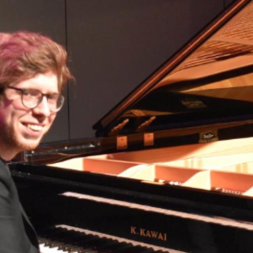 Il pianista Taskayall ospite di Amico Bio Spartacus Arena