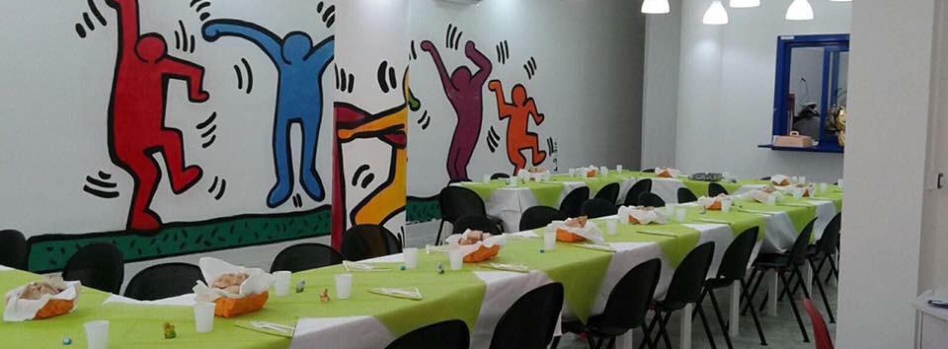 Casa l'Aura, un pranzo con gli ultimi per la Giornata dei poveri