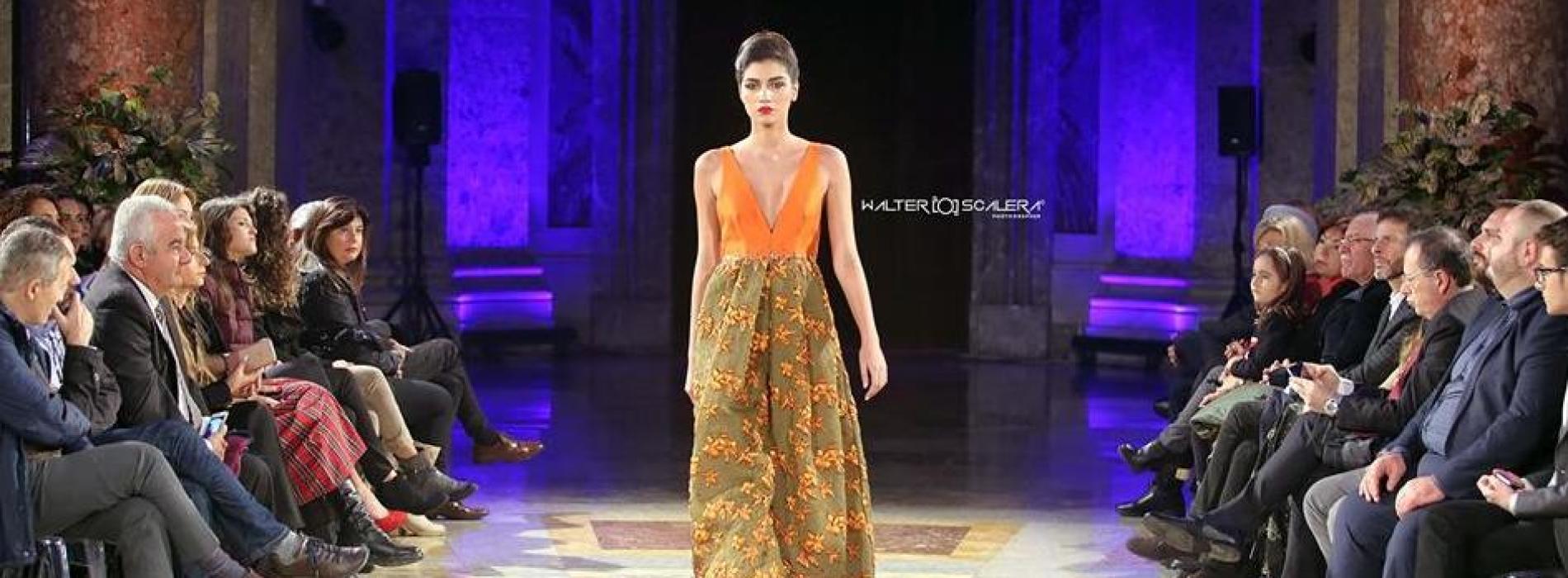 Napoli, Christmas Fashion Party con l'alta moda di Del Prete
