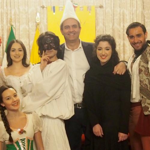 La Compagnia della Città porta a Napoli i testi di Patrizio Ciu