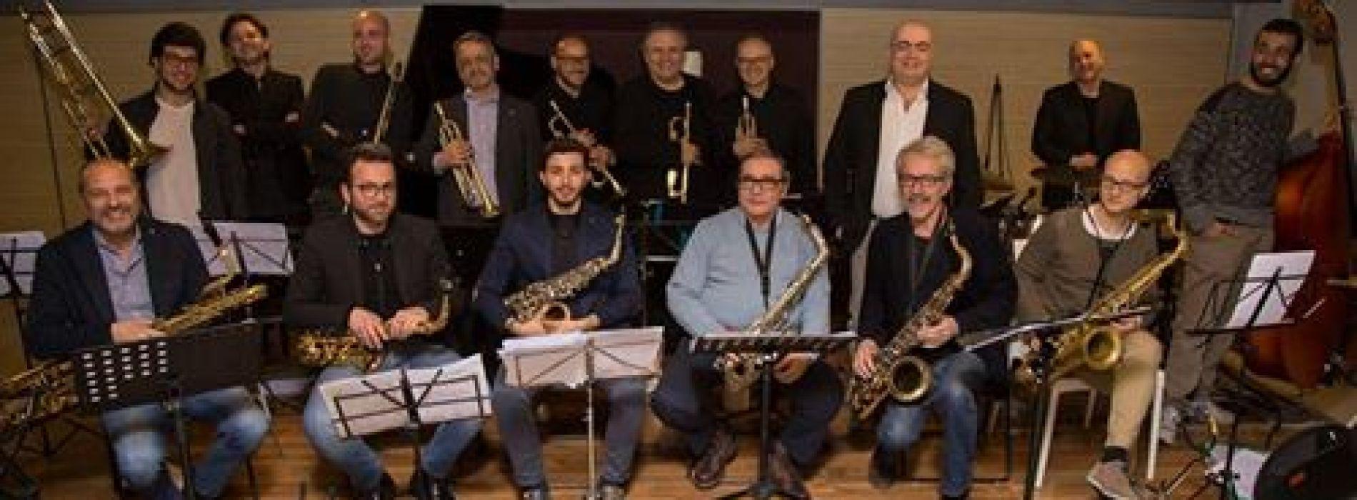 Campania sempre più Feelix, la Jazz Orchestra è al Parravano