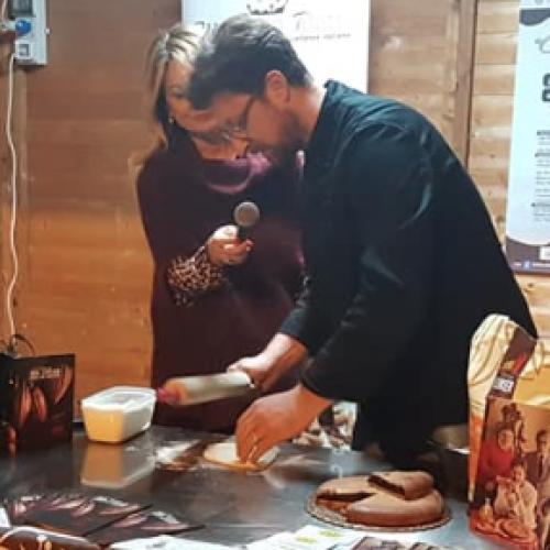 Dolce week end a Caserta con la Festa del Cioccolato