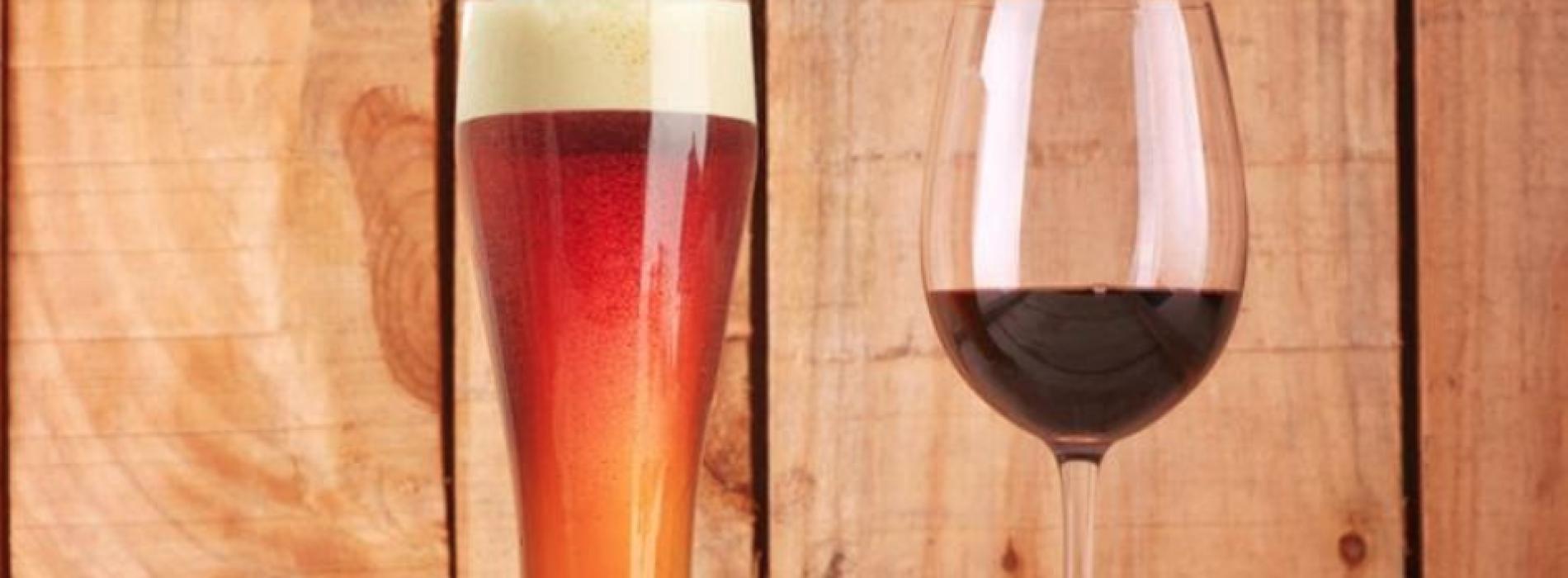 IGA ovvero Italian Grape Ale, la birra nasce da luppolo e… uva
