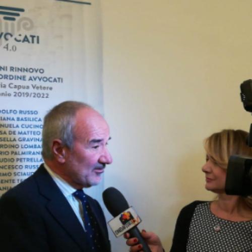 Lista Avvocati 4.0 Intervista al capolista avvocato Adolfo Russo