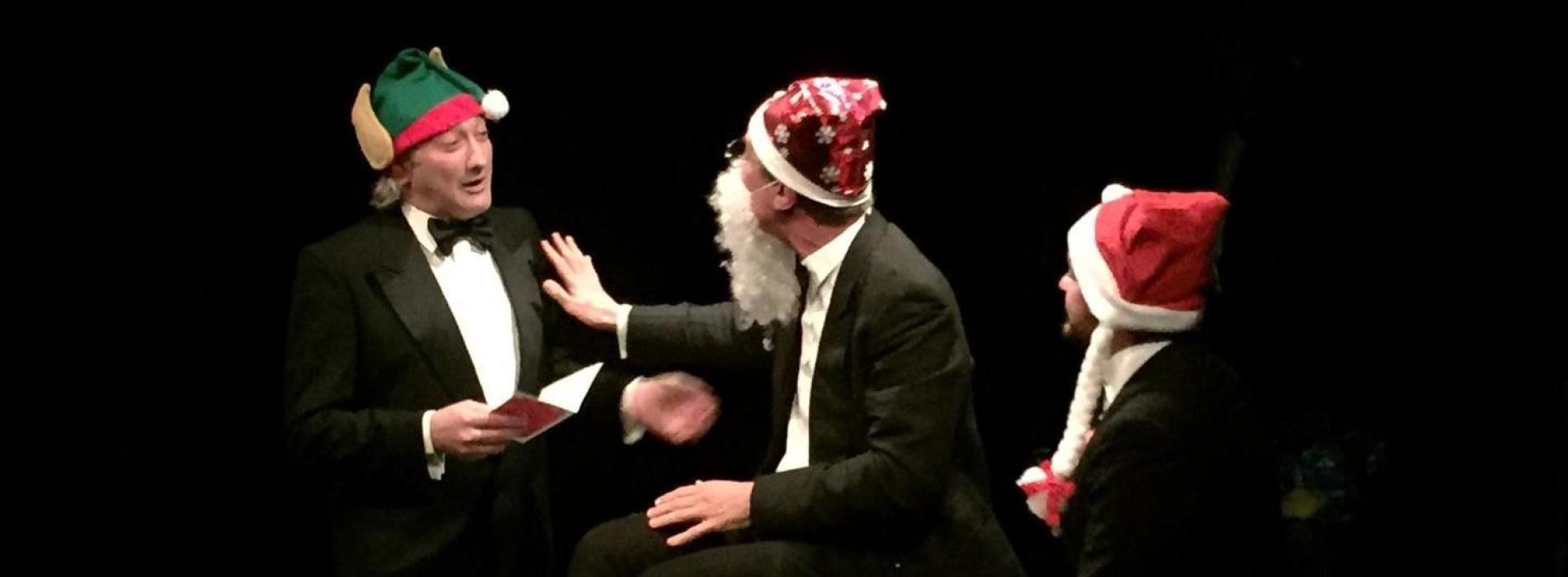 New Magic People Show, la grande comicità al teatro Civico14
