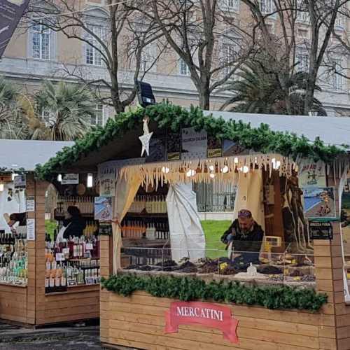 Mercatini di Natale a Caserta, tra magia e divertimento