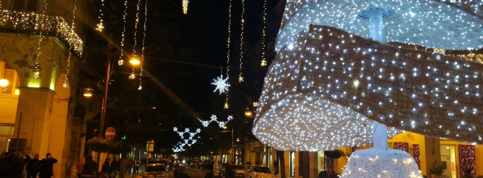 Notte Bianca a Caserta, stop al traffico per tutto il week-end